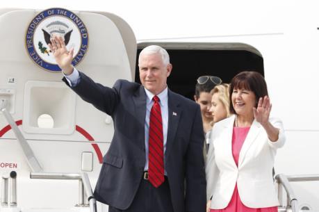 Căng thẳng ở Triều Tiên, Phó Tổng thống Mỹ tới Hàn Quốc
