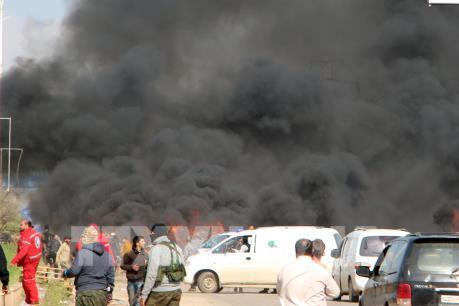Thỏa thuận về các vùng giảm căng thẳng tại Syria có hiệu lực