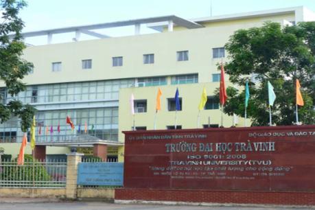 Thí điểm đổi mới cơ chế hoạt động Trường Đại học Trà Vinh