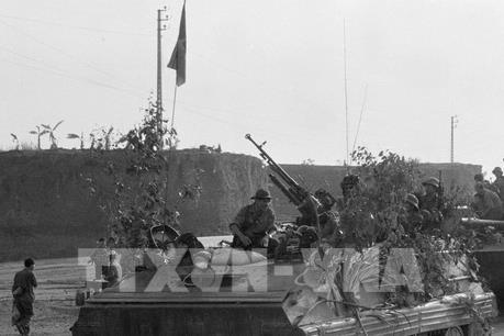 Kỷ niệm 42 năm Giải phóng miền Nam, thống nhất đất nước (30/4/1975 – 30/4/2017)
