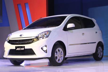 Toyota tham gia cuộc đua trên phân khúc xe giá rẻ