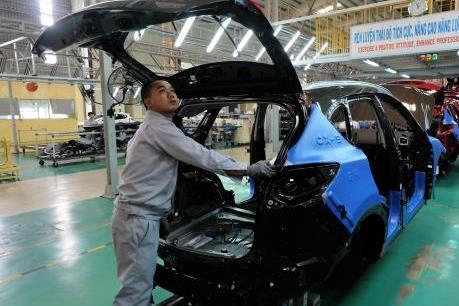 Thaco đặt mục tiêu chiếm 27% thị phần xe con trong năm 2017