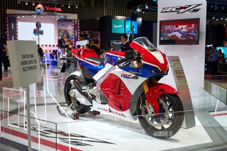 Hơn 100 mẫu xe nổi tiếng sẽ có mặt tại Vietnam Motorcycle Show 2017
