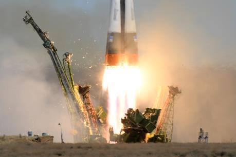 Nga phóng tàu vũ trụ Soyuz MS-04 lên ISS