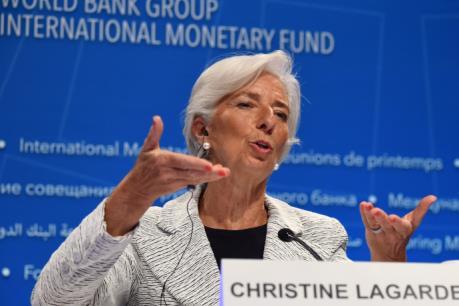 IMF sẽ hợp tác với Mỹ để cải thiện thương mại toàn cầu