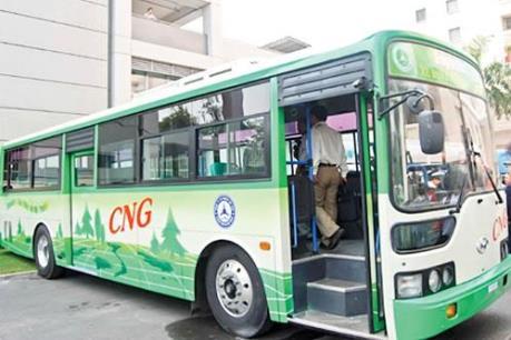 Tp Hồ Chí Minh sẽ có hơn 800 xe buýt sử dụng khí thiên nhiên
