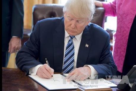 Tổng thống Mỹ sẽ ký sắc lệnh tạo thuận lợi phát triển năng lượng