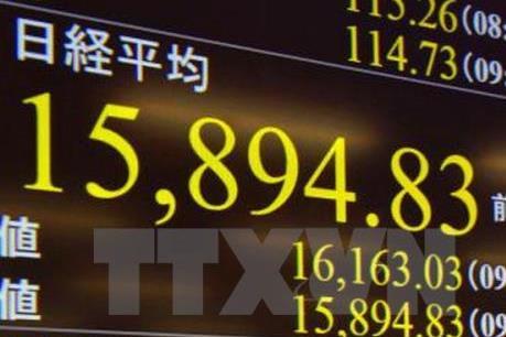 Thị trường chứng khoán châu Á ghi điểm trong phiên đầu tuần
