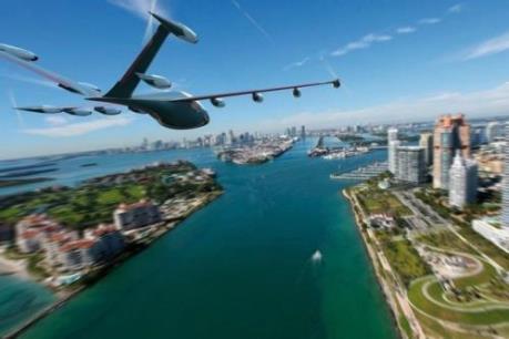 Uber phát triển hệ thống ôtô bay