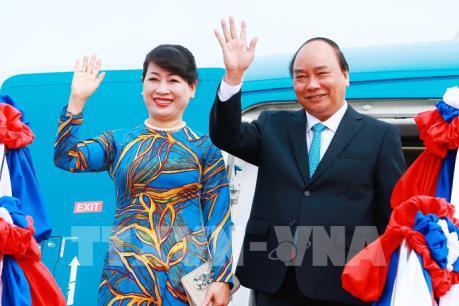 Thủ tướng Chính phủ Nguyễn Xuân Phúc thăm chính thức CHDCND Lào