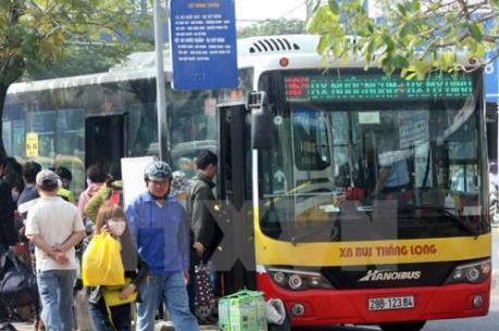 Hà Nội sẽ có thêm 62 tuyến buýt mới