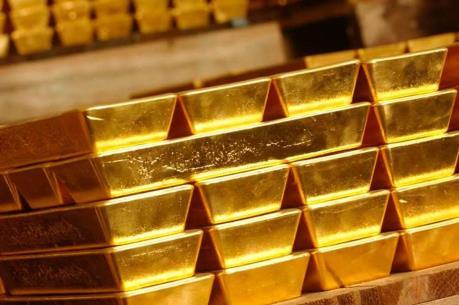 Vàng châu Á chứng kiến tuần mất giá mạnh