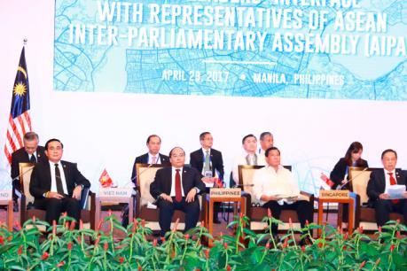 Tăng cường quan hệ ASEAN - AIPA ở tất cả các cấp độ hợp tác