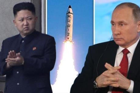 Nga báo động cao vì tên lửa Triều Tiên phóng nhầm hướng
