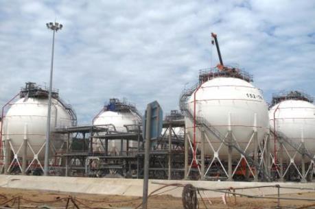 Lọc hóa dầu Nghi Sơn phải khẩn trương xây dựng hạng mục bảo vệ môi trường còn thiếu