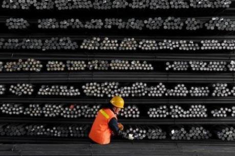 Hiệp hội Thép của Đức phản đối Mỹ áp thuế nhập khẩu đối với thép