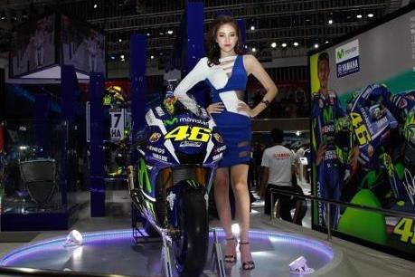 Yamaha giới thiệu gần 20 mẫu xe tại triển lãm mô tô - xe máy 2017