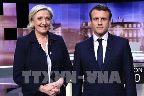 Bầu cử Tổng thống Pháp: Cử tri bắt đầu đi bỏ phiếu vòng 2