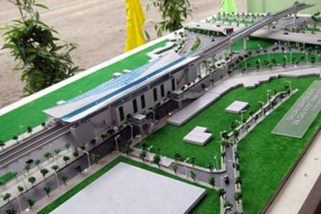 Hà Nội điều chỉnh cục bộ ga và tuyến đường sắt đoạn Nam Thăng Long - Trần Hưng Đạo