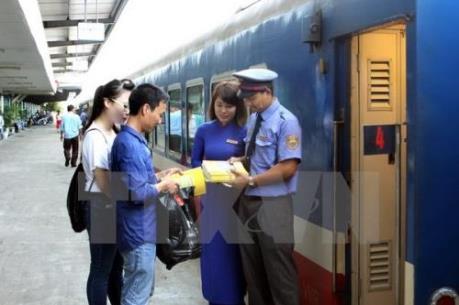 Từ ngày 1/6 khai trương tuyến tàu nhanh Hà Nội - Vinh