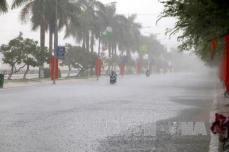 Dự báo thời tiết ngày 16/5: Bắc Bộ, Trung Bộ còn mưa trong 3 ngày tới