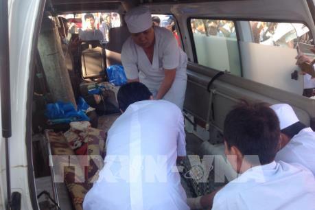 Phó Thủ tướng Trương Hòa Bình chỉ đạo khắc phục hậu quả tai nạn thảm khốc tại Gia Lai