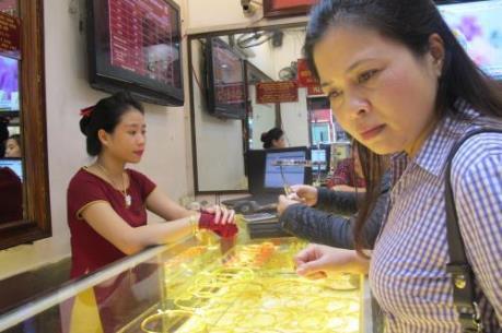 Cập nhật giá vàng hôm nay 26/10: Vàng trong nước quay đầu giảm