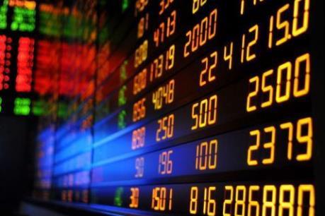 Thị trường chứng khoán châu Á đi ngược chiều nhau