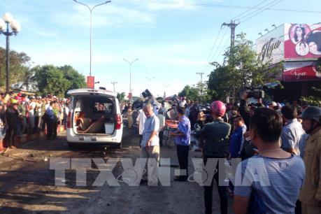 Vụ tai nạn thảm khốc tại Gia Lai: Thêm một nạn nhân tử vong được tìm thấy tại hiện trường