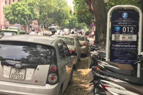 Giá trông giữ ôtô, xe máy tại Hà Nội sẽ tăng từ năm 2018