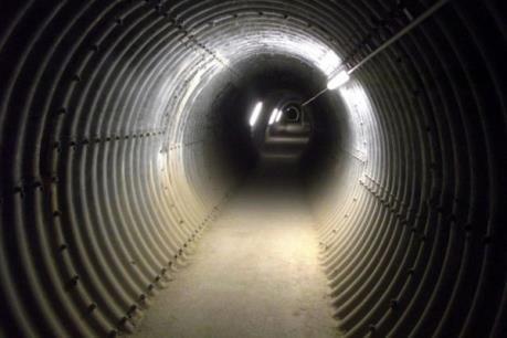 Sập hầm ở một cơ sở hạt nhân của Mỹ