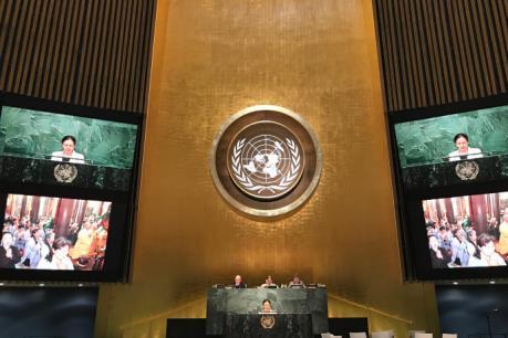 Trung Quốc gia tăng ảnh hưởng trong Liên hợp quốc