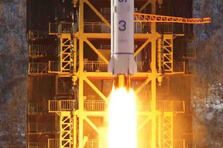 Tên lửa của Triều Tiên bay khoảng 30 phút