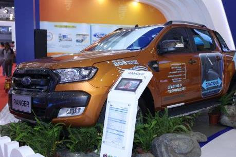 """Ford Ranger tiếp tục duy trì """"ngôi vương"""" trong phân khúc bán tải"""