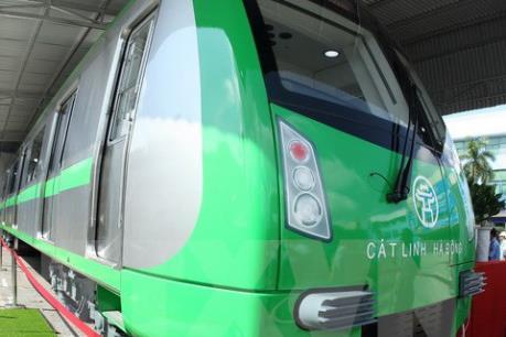 Tổng thầu đường sắt Cát Linh - Hà Đông đã nhận 18,25 triệu USD