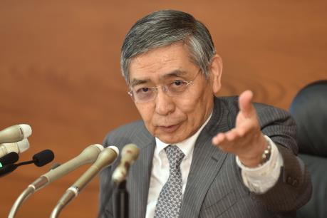 Thống đốc Kuroda tin tưởng vào khả năng ứng biến của BoJ