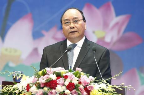 Thủ tướng: Kiến tạo môi trường kinh doanh, khuyến khích đầu tư, thượng tôn pháp luật
