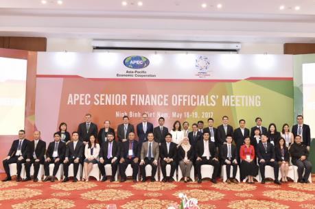 APEC 2017: Chia sẻ kinh nghiệm trong 4 chủ đề ưu tiên về lĩnh vực tài chính