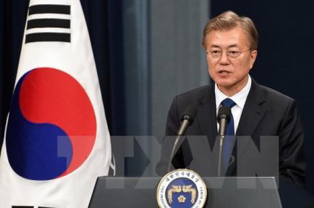 Tổng thống Hàn Quốc tái khẳng định cam kết hoàn tất sửa đổi Hiến pháp