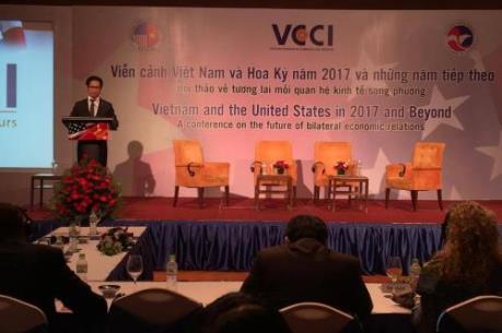 Viễn cảnh Việt Nam và Hoa Kỳ năm 2017 và những năm tiếp theo