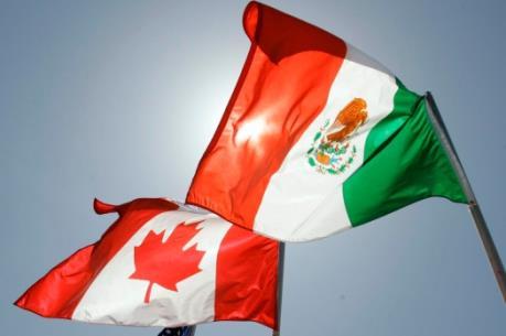 """Liệu Canada và Mexico có hợp tác ứng phó với """"cơn bão"""" từ Donald Trump?"""