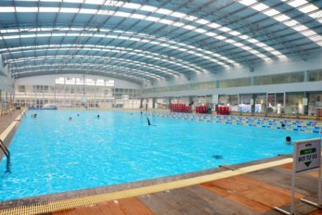 Điểm danh những địa điểm dạy bơi uy tín tại Hà Nội hè 2017
