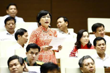 Kỳ họp thứ 3 Quốc hội khóa XIV: Cần quy định cụ thể việc hỗ trợ doanh nghiệp nhỏ và vừa