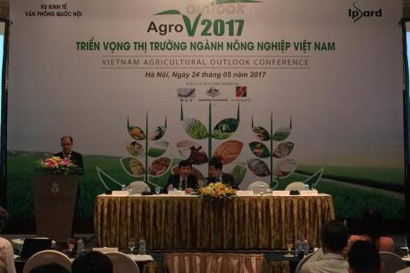 Định vị lại thị trường nông sản Việt Nam