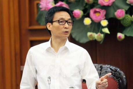 Phó Thủ tướng làm việc về Quy hoạch tổng thể phát triển khu du lịch quốc gia Sơn Trà