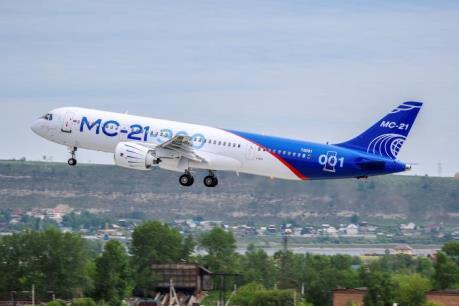 Nga thử nghiệm thành công dòng máy bay chở khách mới