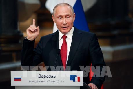 Tổng thống V.Putin: Nga sẽ duy trì thế cân bằng chiến lược trên thế giới
