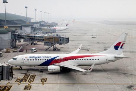 Máy bay của Malaysia Airlines phải quay trở lại Australia sau khi bị đe dọa đánh bom