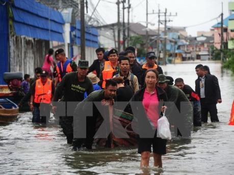 Thái Lan bác bỏ khả năng tái diễn trận lụt lịch sử 2011