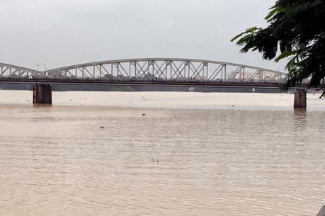 Sông Hương là trục chính trong quy hoạch phát triển đô thị Huế